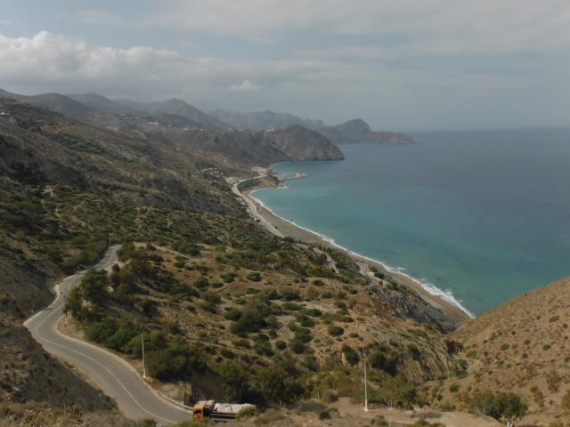 De kust route