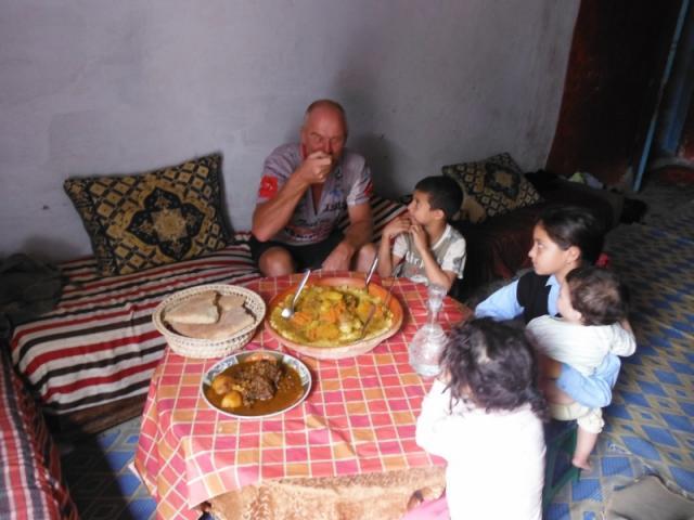Couscous in Settat