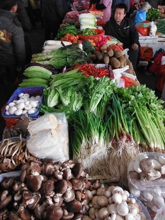 Prachtige groente