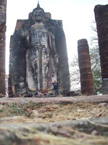 Budha en ik